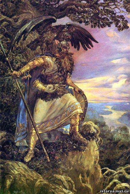 У наших предков было огромное количество мифом и легенд. И очень плохо, что о них так мало знают. Некоторые, найдут  .... - Изображение 1