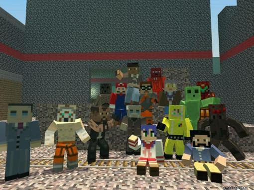 Конструкторский рай под названием Minecraft, уже принесший своим создателям больше 33 миллионов долларов, всего чере .... - Изображение 1