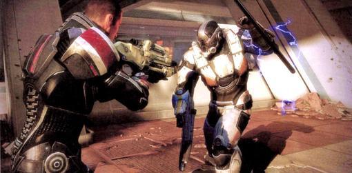Из нового номера GameInformer поступает все больше и больше информации относительно Mass Effect 3, в сети появились  .... - Изображение 2