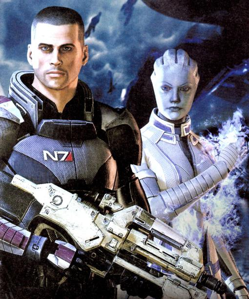Из нового номера GameInformer поступает все больше и больше информации относительно Mass Effect 3, в сети появились  .... - Изображение 1