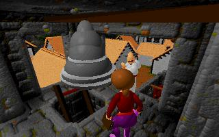 Ecstatica игра вышедшая в  1994  я помню я купил её в сборнике на диске в котором было тогда около 500 игр там был и .... - Изображение 1