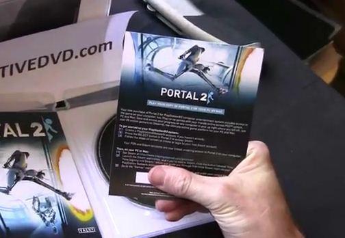 так радостная новость для тех кто купит PS3 версию Portal 2, как ранее сообщалось ключ для ПК версии должен быть свя .... - Изображение 1