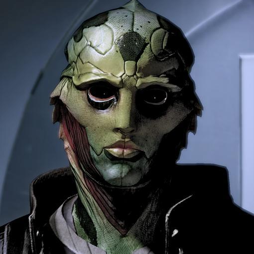 Мой скрытный герой которого-бы я хотел увидеть в новом MK это Тейн Криос,персонаж из Mass Effect 2.  Ведь он очень к .... - Изображение 1