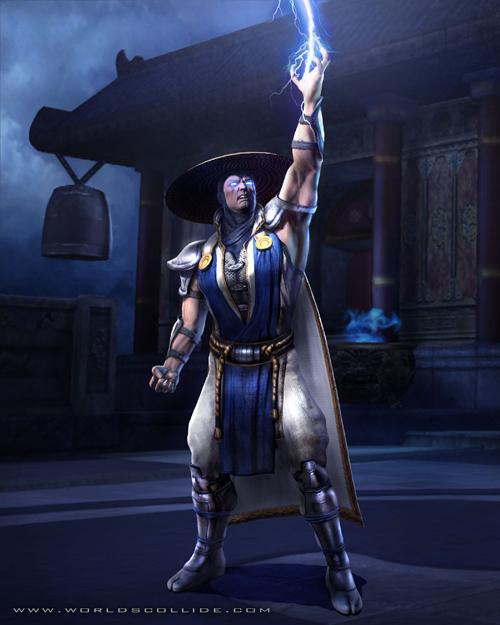 Мой скрытный герой которого-бы я хотел увидеть в новом MK это Тейн Криос,персонаж из Mass Effect 2.  Ведь он очень к .... - Изображение 2