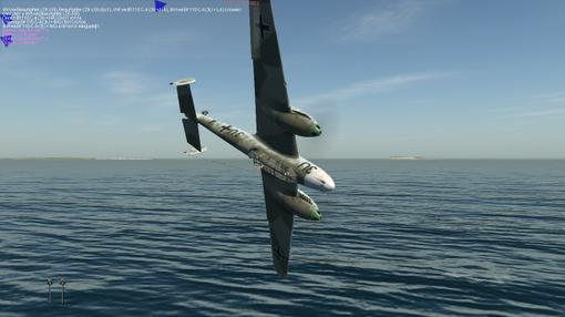 На момент выхода игры ИЛ-2 Штурмовик: Битва за Британию она была очень сырой и сбитой, как этот самолёт на картинке, .... - Изображение 2