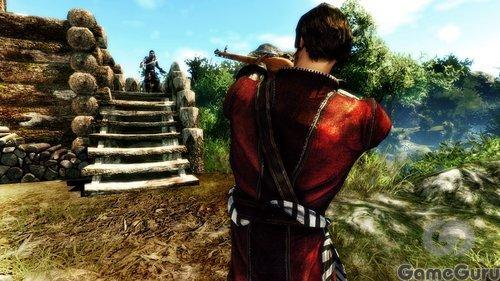 Deep Silver распространила скоп новых скриншотов ролевой игры Risen 2. Что мы на них видим? Чудовище с огромной клеш .... - Изображение 3