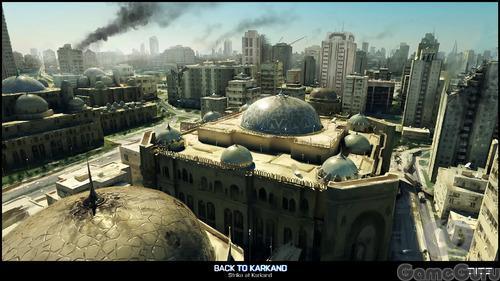 Студия DICE представляет первые скриншоты дополнения Battlefield 3: Back to Karkand. Это дополнение будет доступно д .... - Изображение 1