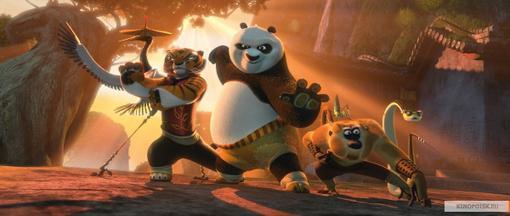 """Здравствуйте, дорогие читатели KANOBU! Я бы хотел вам представить мое мнение о фильме """"Кунг-фу Панда 2"""". Это первый  .... - Изображение 1"""