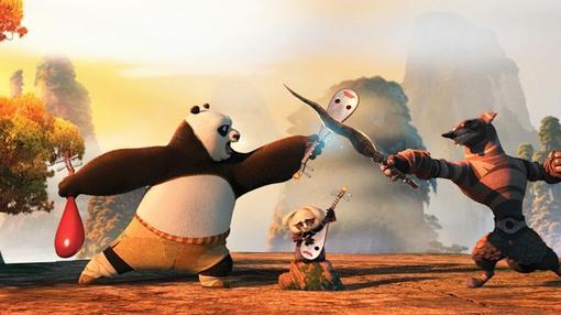 """Здравствуйте, дорогие читатели KANOBU! Я бы хотел вам представить мое мнение о фильме """"Кунг-фу Панда 2"""". Это первый  .... - Изображение 2"""