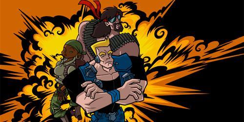 Доброе время суток посетители сайта канобу здесь и сейчас я расскажу о игре Wolf of the Battlefield Commando 3, это  .... - Изображение 1