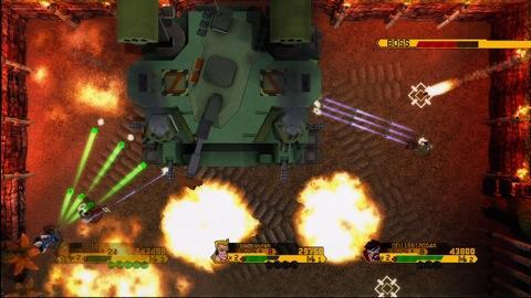 Доброе время суток посетители сайта канобу здесь и сейчас я расскажу о игре Wolf of the Battlefield Commando 3, это  .... - Изображение 2