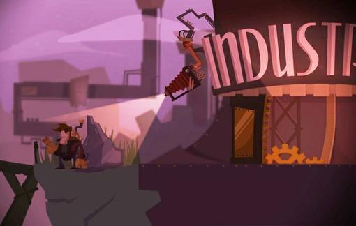 Небольшая студия Size Five (бывшая Zombie Cow) анонсировала стелс-платформер в стиле стимпанка The Swindle. Сочетани .... - Изображение 1