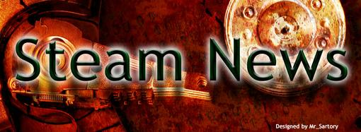 Здравствуйте, с вами третий выпуск еженедельной рубрики Steam News, в которой мы вам рассказываем о самом интересном .... - Изображение 1