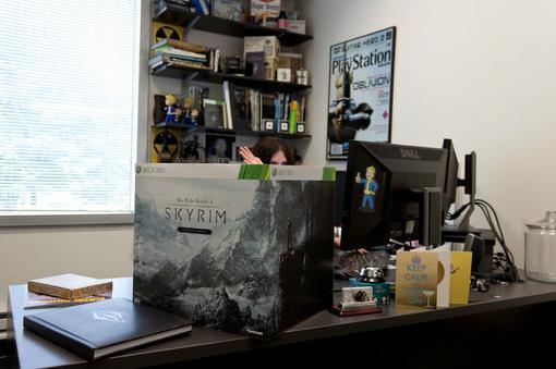 Один из игровых журналов поделился парочкой новых фактов о The Elder Scrolls 5: Skyrim:    В игре будет возможность  .... - Изображение 1