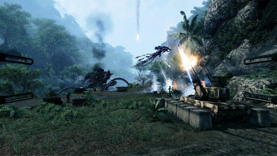 Crysis игра скачать