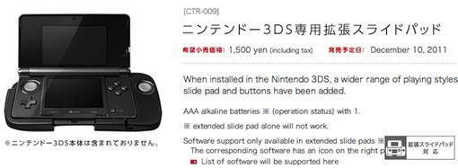 Nintendo не сказали ни слова о втором аналоговом стике во время своей конференции, которая пришла в предверии TGS 20 .... - Изображение 1