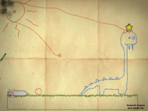 Добрый день, пользователи Канобу! Я,PC Project, познакомлю вас с игрой Crayon Physics Deluxe. Это красивая, расслабл .... - Изображение 3