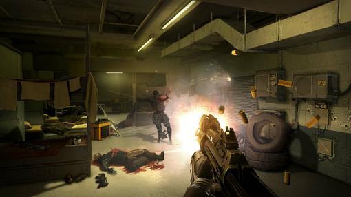 В конце лета вышла Deus Ex:Human Revolution.Надо сказать сразу,что особо ничего о вселенной и мире игры я не знал,та .... - Изображение 2