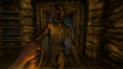 По совету англоязычного кругла попробовал Amnesia: The Dark Descent, благо на Onlive это одна из четырех игр за 0 ру .... - Изображение 1