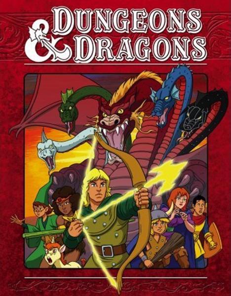"""Нашел какой-то """"феерический"""" мультик. Оказывается его было три сезона (83-85 года прошлого столетия). Dungeon &  .... - Изображение 1"""
