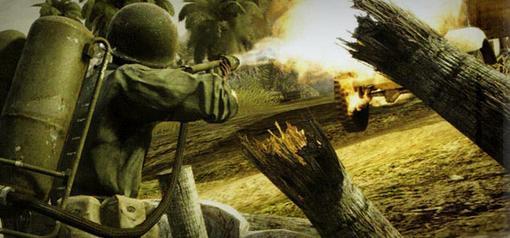 Вторая Мировая война стала одной из популярных тем в списке созданных компьютерных игр. Количество игр, которые посв .... - Изображение 1