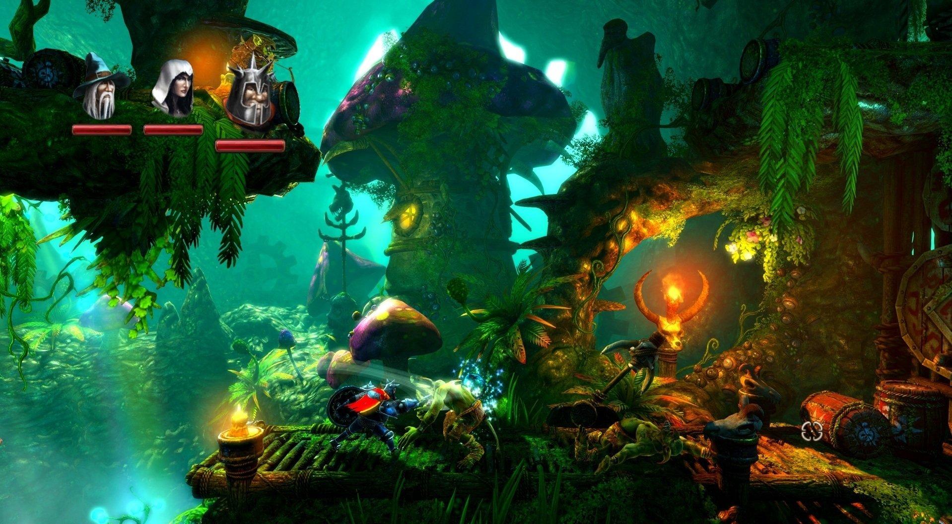 Trine 2 – обзоры и оценки, описание, даты выхода DLC, официальный ...