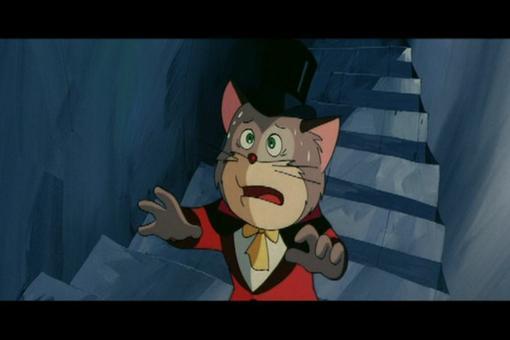 Мультфильм 80 дней вокруг света кота в сапогах