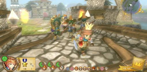 Сегодня Konami Digital Entertainment GmbH подтвердила, что игра New Little King's Story будет локализована для Европ .... - Изображение 1