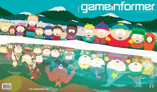 """Журнал Game Informer украсил свою обложку артом South Park: The Game, будущей """"полновесной RPG"""" от Obsidian Entertai .... - Изображение 1"""