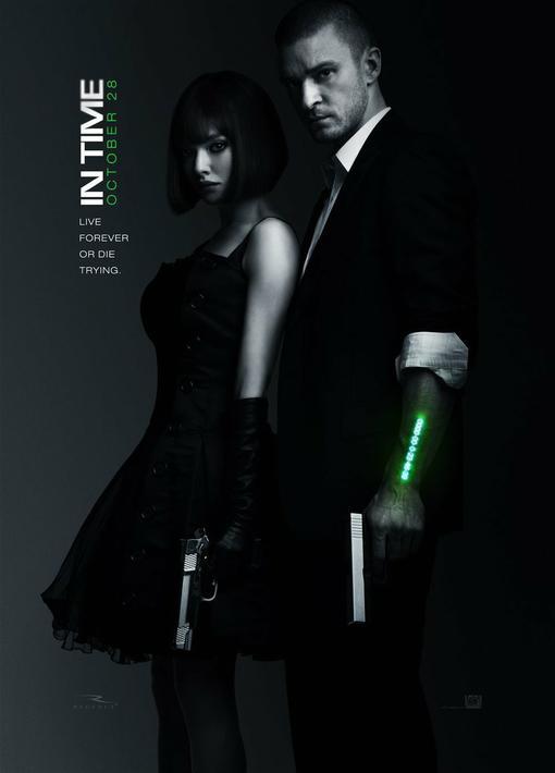 «Время» - научно-фантастический триллер Эндрю Никкола, снятый кинокомпанией 20th Century Fox, с Джастином Тимберлейк .... - Изображение 1