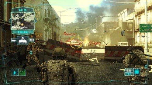 скачать игру Tom Clancy S Ghost Recon Advanced Warfighter 2 - фото 8