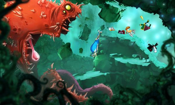 Rayman Origins из серии особенных, редких и прекрасных игр. За последние несколько лет классическое понятие игр, уво .... - Изображение 1