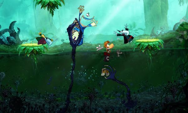 Rayman Origins из серии особенных, редких и прекрасных игр. За последние несколько лет классическое понятие игр, уво .... - Изображение 2