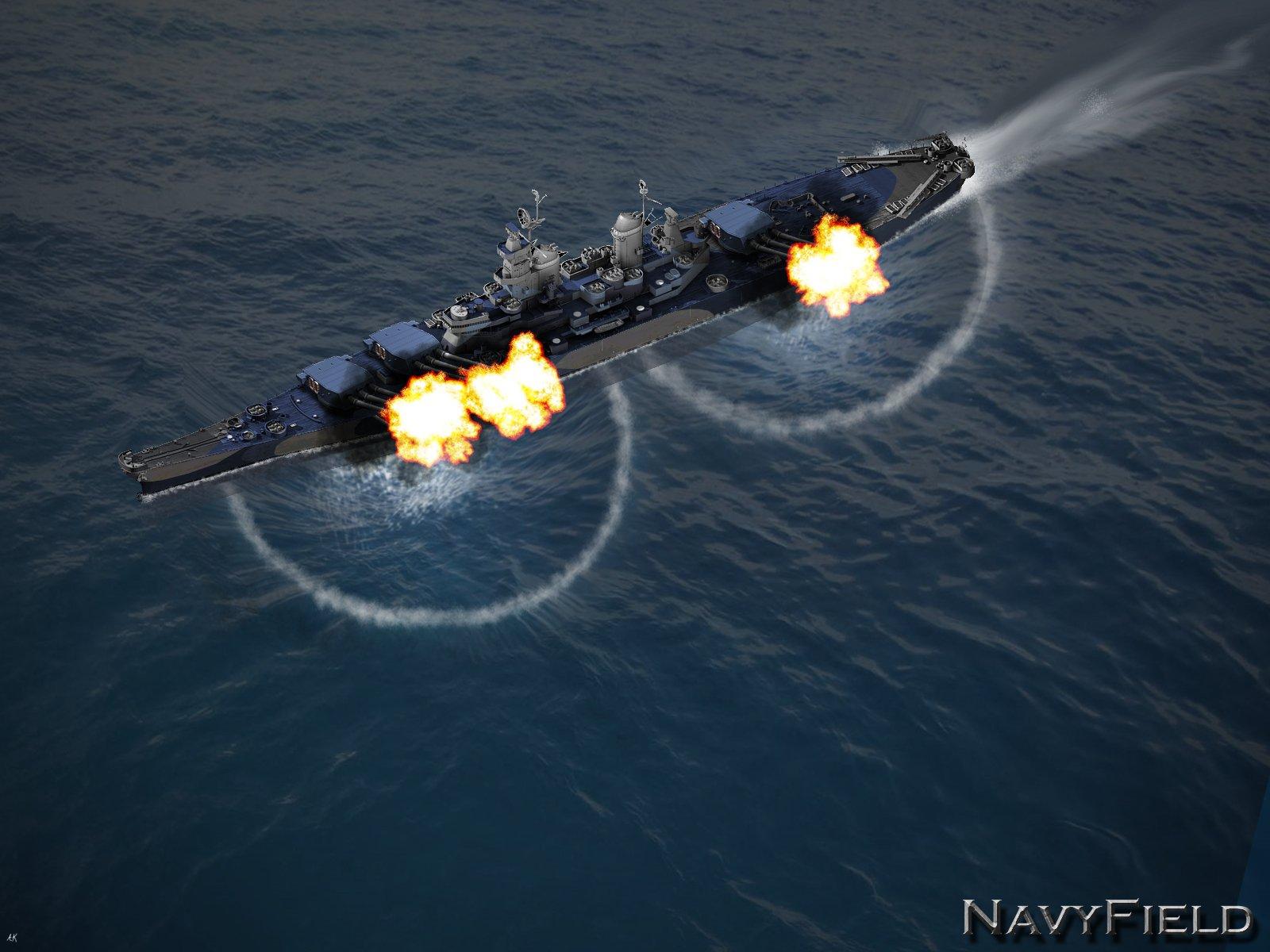 Администрация бесплатной многопользовательской онлайн-стратегии Navy Field сообщила о предстоящих турнирах на выходн .... - Изображение 1