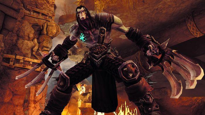 Согласно данным от THQ, релиз боевика Darksiders 2 состоится в июне 2012 года.  По словам разработчиков, в начале ле .... - Изображение 1