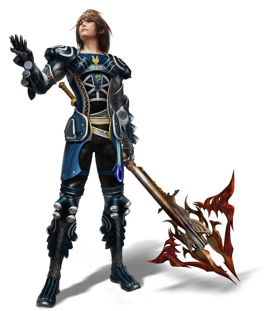 В Xbox LIVE и PlayStation Network появились дополнения для Final Fantasy 13-2. DLC Beachwear и Spacetime Guardian да .... - Изображение 2