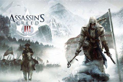 Компания Ubisoft опубликовала официальную информацию об игре Assassins' Creed 3 и первый трейлер проекта. Местом дей .... - Изображение 1