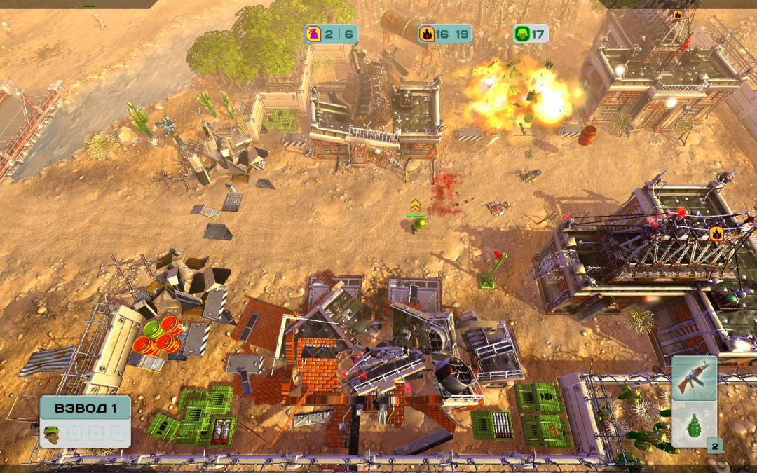 Cannon Fodder 3 продолжатель традиций оригинальной игры выпущенной в далеком 1993 году в жанре RTS и Action, главным .... - Изображение 1