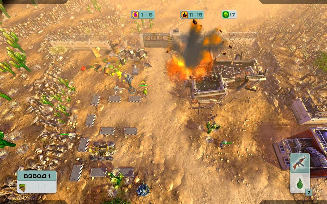 Cannon Fodder 3 продолжатель традиций оригинальной игры выпущенной в далеком 1993 году в жанре RTS и Action, главным .... - Изображение 3