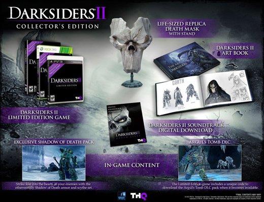 Предзаказ на игру Darksiders 2 обернулся для покупателей игры приятным сюрпризом. Сделавшие заказ, не только получат .... - Изображение 1
