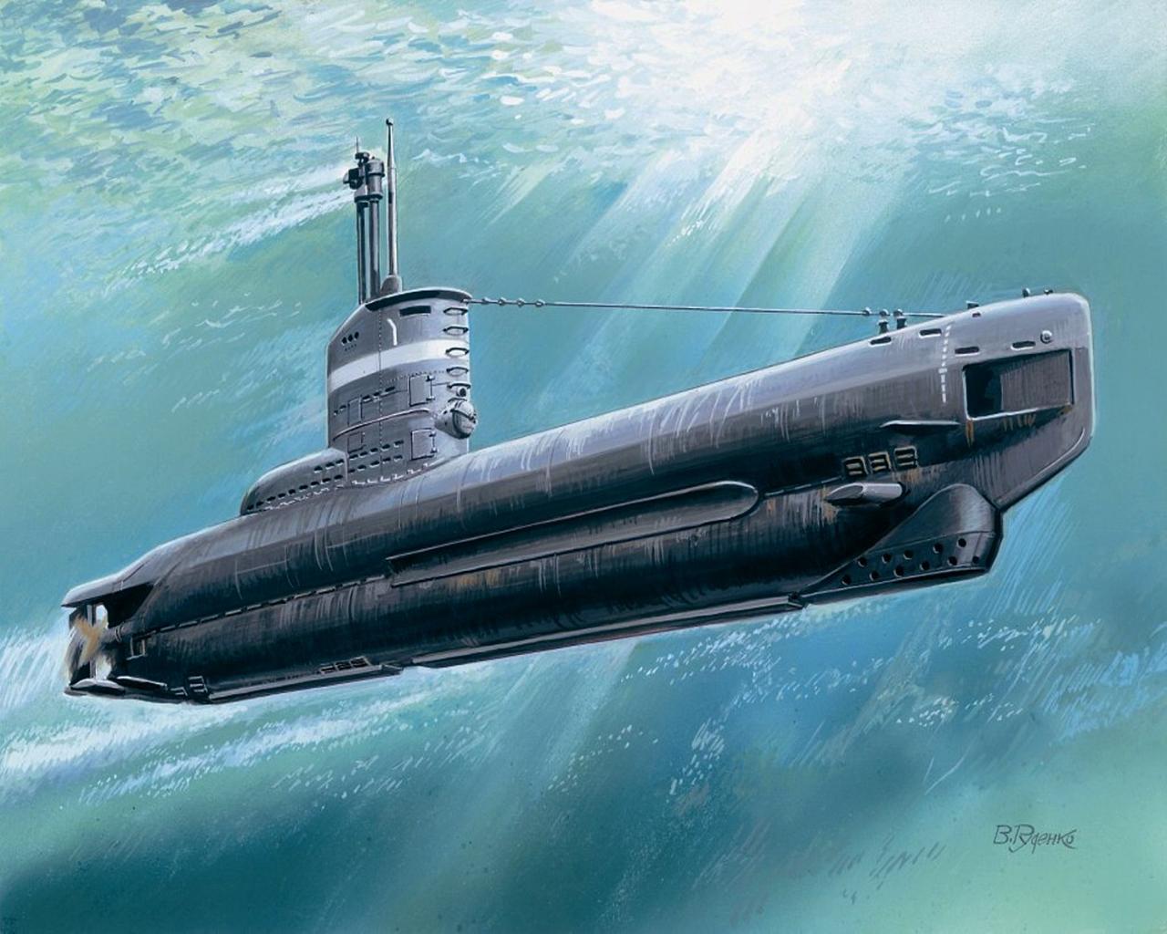 В связи с праздником, для кораблей класса ПЛ были увеличены коэффициенты получения опыта в 2 раза, а кредитов и очко .... - Изображение 1