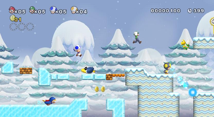 Nintendo анонсирует на E3 новую игру про Марио