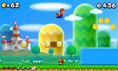Новая игра про Марио выйдет летом