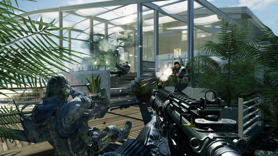 Скриншот Call of Duty: Modern Warfare 3 (2011) REPACK ОТ R.G. МЕХАНИКИ скачать торрент бесплатно