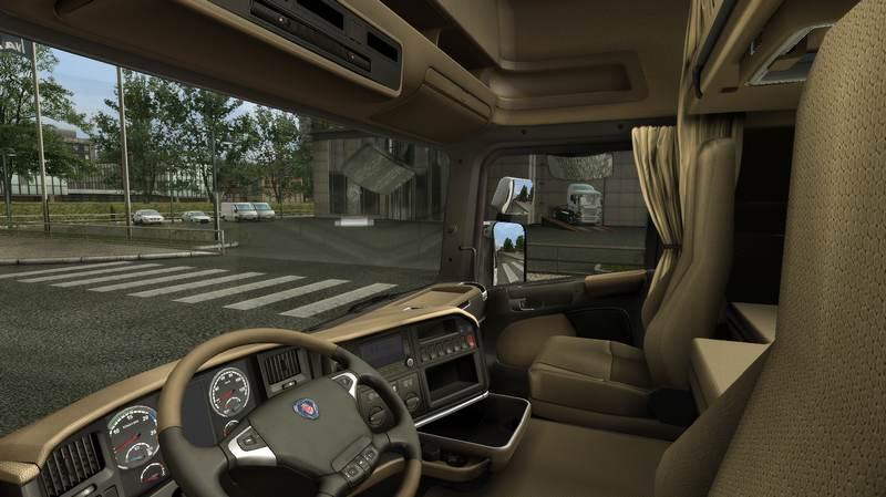 Скриншот Euro Truck Simulator 2 v1.35.1.28s + 65 DLC скачать торрент бесплатно