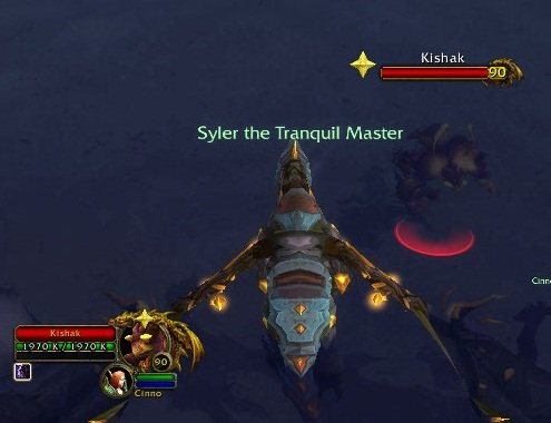 Пока вы наслаждаетесь Pandaria, вы может убить элитного монстра makura, из которого выпадет скрижали. На ней будут в .... - Изображение 1