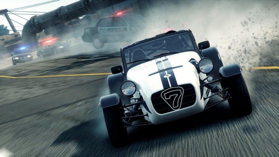 скачать игру Need For Speed Most Wanted 2012 без торрента - фото 7