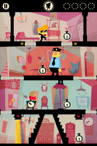 10 лучших мобильных игр первой половины 2012 года