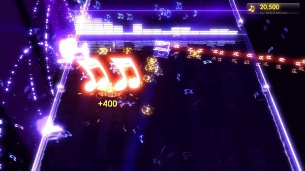 """Первой инди-игрой, в жанре игр завязанных на музыке, стал Audiosurf. """"Наконец-то хоть какое-то применение нашли музы .... - Изображение 2"""