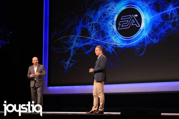 Gamescom 2012. День нулевой.